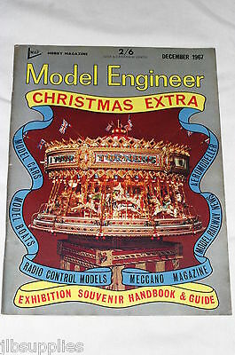 Model Engineer Magazine: Christmas Extra, 3-13 January 1968