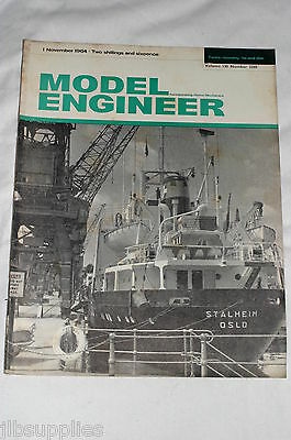 Model Engineer Magazine: Vol.130, 3260, 1 November 1964