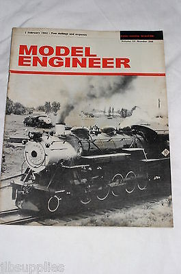 Model Engineer Magazine: Vol.131, 3266, 1 February 1965