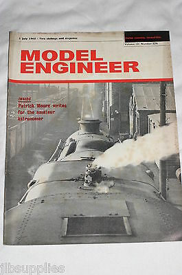 Model Engineer Magazine: Vol.131, 3276, 1 July 1965