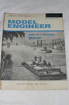 Model Engineer Magazine: Vol.131, 3278, 1 August 1965