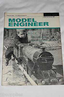 Model Engineer Magazine: Vol.131, 3280, 1 September 1965