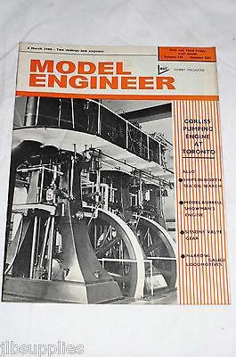 Model Engineer Magazine: Vol.132, 3292, 4 March 1966