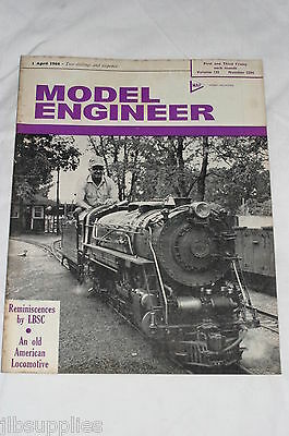 Model Engineer Magazine: Vol.132, 3294, 1 April 1966