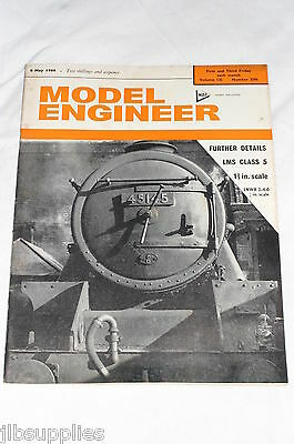 Model Engineer Magazine: Vol.132, 3296, 6 May 1966
