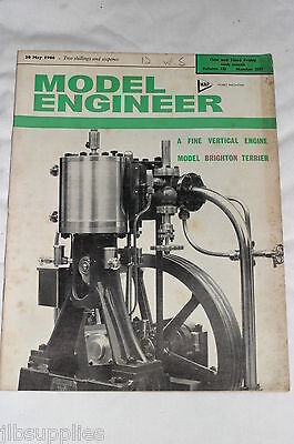 Model Engineer Magazine: Vol.132, 3297, 20 May 1966