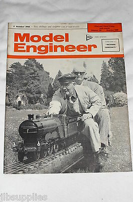 Model Engineer Magazine: Vol.132, 3306, 7 October 1966