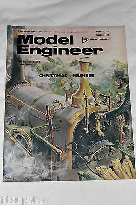 Model Engineer Magazine: Vol.132, 3310, 2 December 1966