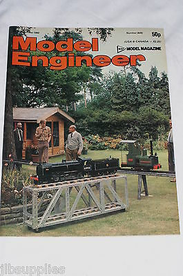Model Engineer Magazine: Vol.146, 3645, 21-30 November 1980