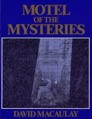 Motel of the Mysteries by David Macaulay (English) Paperback Book