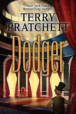Dodger by Terence David John Pratchett (English) Hardcover Book Free Shipping!