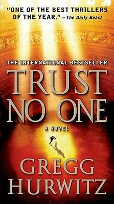 NEW Trust No One by Gregg Hurwitz Mass Market Paperback Book (English) Free Ship