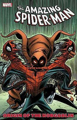 Origin of the Hobgoblin by Roger Stern Paperback Book (English)