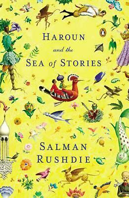 Haroun and the Sea of Stories by Salman Rushdie Paperback Book (English)