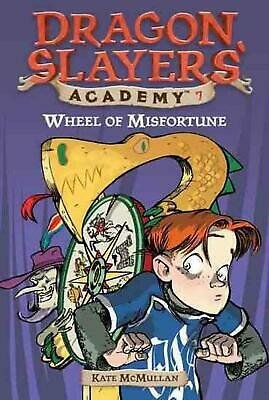 Wheel of Misfortune by Kate McMullan (English) Paperback Book Free Shipping!