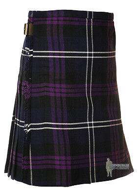 Boys' Kilt - Scottish Tartan - Heritage Of Scotland - Sizes To Fit Ages 0-12!