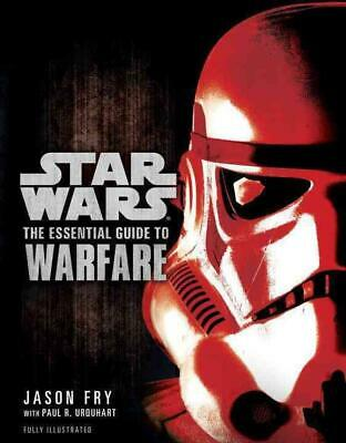 NEW The Essential Guide to Warfare: Star Wars by Jason Fry Paperback Book (Engli