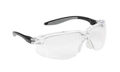 Bolle Axis AXPSI Safety Glasses - Clear