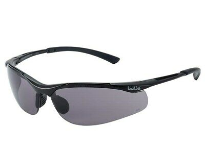 Bolle Contour CONTPSF Safety Glasses - Smoke