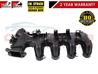 For Citroen Peugeot Ford Mazda 1.6 Hdi Tdci 2006 - 2013 Intake Inlet Manifold