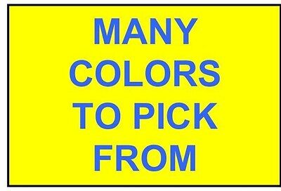 3X5 Solid Color Flags You Pick Choice Large Banner Pennant Advertising 3'x5'