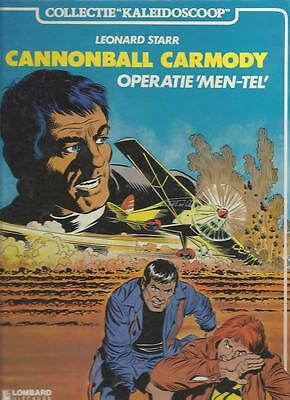 Cannonball Carmody   Editions  Lombard Uitgaven