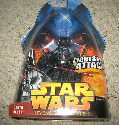 "NIB Star Wars Revenge of the Sith, Darth Vader 5"" Action Figure"