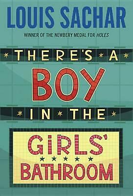 There's a Boy in the Girls' Bathroom by Louis Sachar (English) Paperback Book Fr