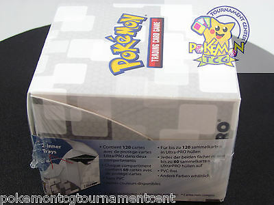 Pokemon Trading Card Game Pro-Dual deck box for Pokemon cards Ultra Pro