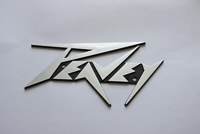 "PEAVEY Plastic Logo Badge 6.375"" - Text"