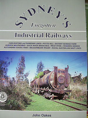Sydneys Forgotten Industrial Railways