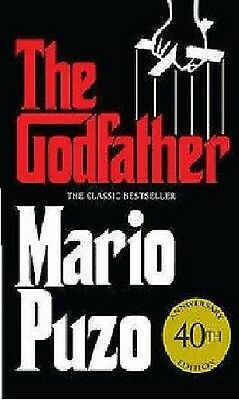 Mario Puzo _____ The Godfather ____ Brand New ___ Freepost Uk