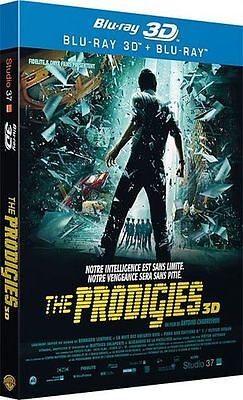 THE PRODIGIES - Blu-ray + Blu-ray 3D Active  - VF -NEUF