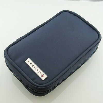 Air Canada Airlines Business First Travel Amenity Amenities Kit  Bag