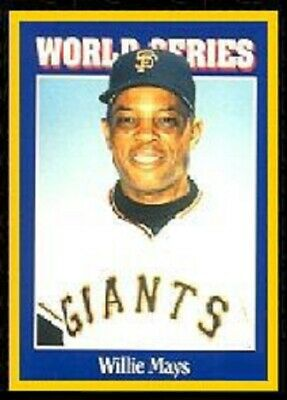 1992 Sports Cards Willie Mays - NEAR MINT - New York/S.F Giants - Hall of Fame