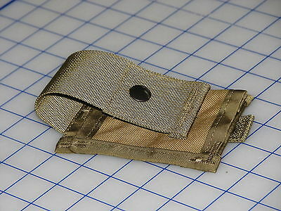 US military MOLLE 40MM pouch single GI army issue coyote USMC sand tan desert
