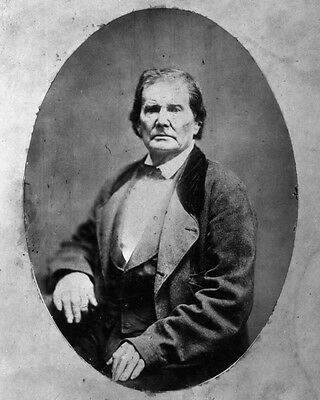 New 8x10 Photo: Thomas Lincoln, Father of President Abraham Lincoln