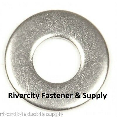 (100) M2.5 or 2.5MM Metric Stainless Steel Flat Washer A2 / 18-8 / SS 100 Pieces