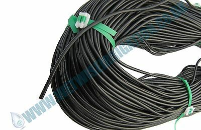 4mm/6mm pipe black, micro irrigation, dripper pipe, Hydroponic Airline, Air Line