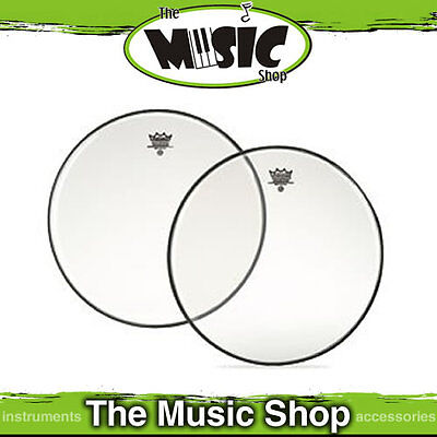 "New Remo 16"" Clear Ambassador Drum Skin - 16 Inch Drum Head - BA-0316-00"