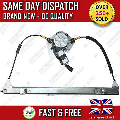 Renault Megane Scenic Front Right Side Window Regulator With Motor *brand New*