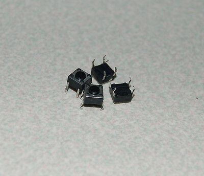 10pcs 6x6x4mm Tactile Tact Push Button Micro Switch Momentary