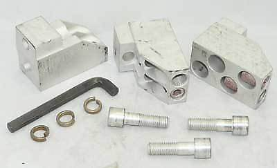New General Electric TCAL125 Lug Kit GE TCAL 125 Set of 3 Lugs
