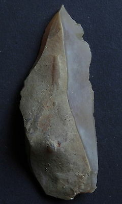"""BLADE /DRILL FLINT""""Paris Basin""""  MESOLITHIC / NEOLITHIC / FRENCH PREHISTORY"""