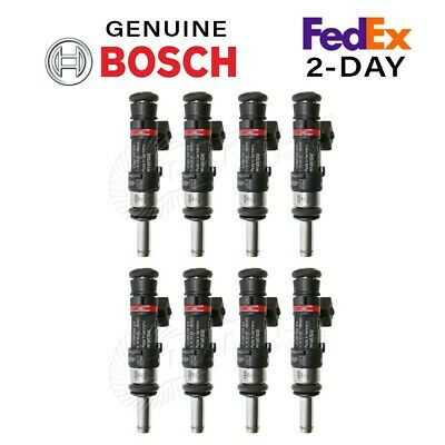 GENUINE Bosch 0280158123 590cc 56lb Long Nozzle EV14 6-Hole Fuel Injector (8)