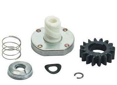 Starter Motor Drive Gear Kit replace Briggs and Stratton & fits Ride On Mower