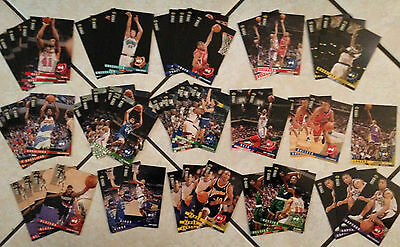 Lot 53 Cartes De Basket Nba Upper Deck Collector's Choice Scouting Report 95-96