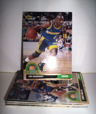 Lot 16 Cartes De Basket Nba Upper Deck 1992-93 All Division Team