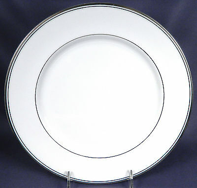 AYNSLEY CORONA PLATINUM Service Plate (Charger)