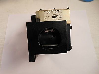 Therma-Wave Opti-Probe Lens Block Assembly 18-0040-004684 14-004683 4000183301E